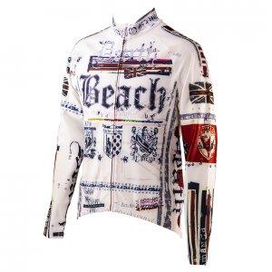 Death Beach サーモジャージ(ホワイト)