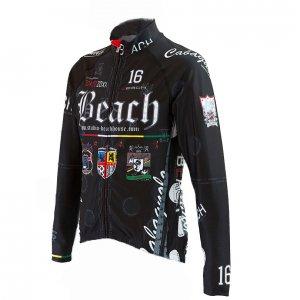 Beach Ver.4 サーモジャージ(ブラック)