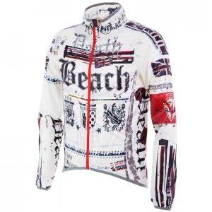 Death Beach ウインドブレーカー(ホワイト)
