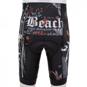 Beach 零式/10周年記念 ビブパンツ(ブラック)EVO