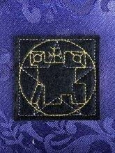ソロモン72柱悪魔ワッペン 「ハルファス」