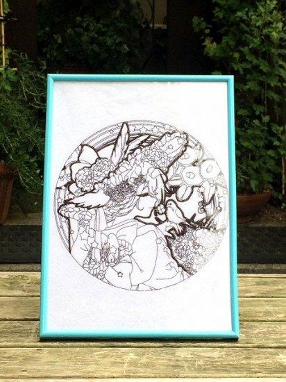 ハイスペッククリエイターシリーズ 神威なつき 花月 鳥
