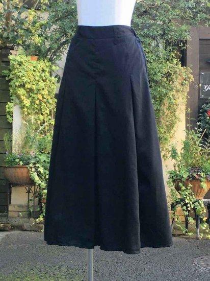 ファンタジースカート 洋和兼用ロングプリーツスカート 刺繍可