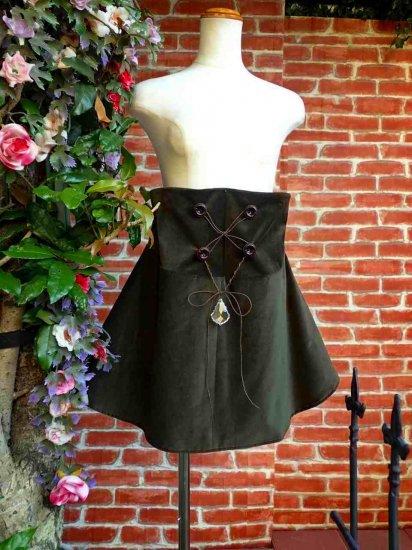 LARP衣装 ファンタジードワーフスカート 刺繍可