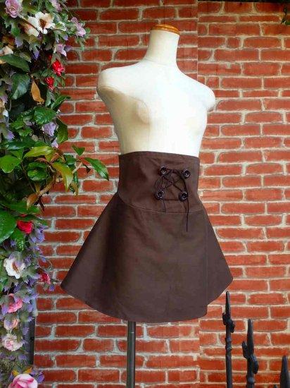 LARP衣装 ファンタジーエルフスカート 刺繍可
