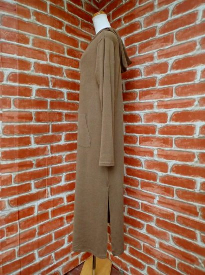 土着魔術師のローブ 超ロング丈 ファンタジー服