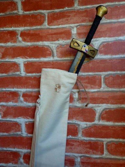 LARP向け 模造剣収納袋 ロング