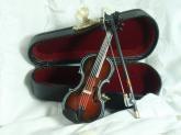 森の妖精愛用のミニチュアバイオリン ダーク