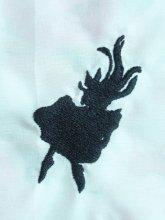 刺繍アリスモチーフ