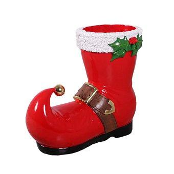 巨大オブジェ☆クリスマス・ブーツ