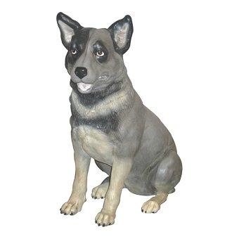 犬のオブジェ・置物☆ヒーラー