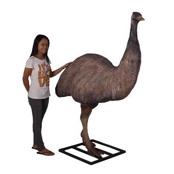 動物オブジェ☆鳥☆エミュー【174cm】