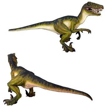 恐竜☆ドロマエオサウルス 巨大オ...