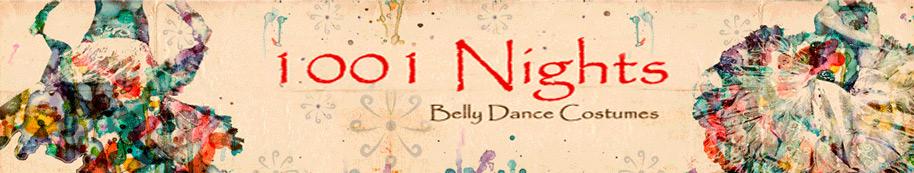 ベリーダンス衣装なら 「千夜一夜」