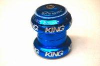 ChrisKing * No-Thread Headset * 1-1/8  (Bold Turquoise)