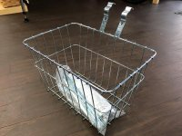 WALD * 1352 Deep basket set * Silver