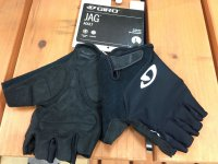 GIRO * JAG Gloves * Black