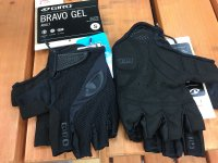 GIRO * Bravo Gel Gloves * Black