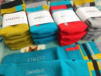 THE ATHLETIC x SimWorks *Tabby* Socks