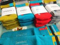 THE ATHLETIC x SimWorks *Tabby* Socks