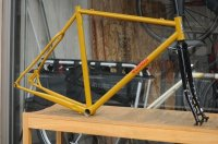 Steel ERA * Mudman Disc Frame *