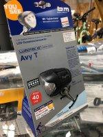 b+m * Lumotec IQ Avy T Senso Plus * LED light