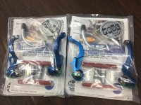 Paul * Minimoto Brake Set * Limited Blue