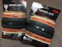 WTB * Nano 40c TCS * 700x40c(Tan)