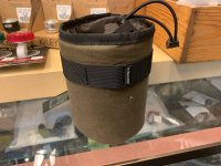 FAIRWEATHER   Stem Bag (Brown)