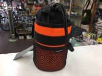 FAIRWEATHER | Stem Bag (x-pac/flash orange/mesh)