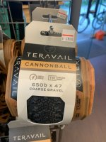 Teravail * Cannonball * 650bx47 Light and Supple