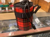FAIRWEATHER | Stem Bag (Red Check)