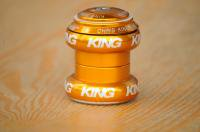 ChrisKing * No-Thread Headset * 1-1/8  (Bold Gold)