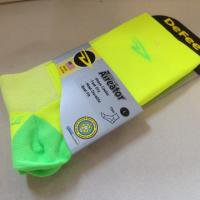 DeFeet * Aireater HiTop Socks * Yellow