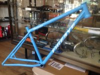 FIRE EYE * Funseeker * (Blue) Frame Size-S