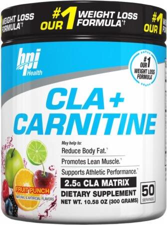 BPI・CLA + カルニチン(50回分)