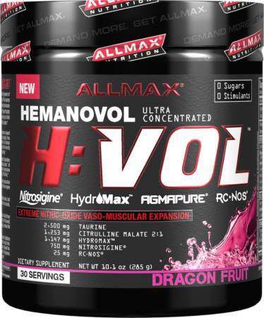 Allmax Nutrition ・ヘマノヴォル (30回分)