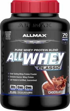 Allmax Nutrition・オールホエイクラシック(2.27kg)