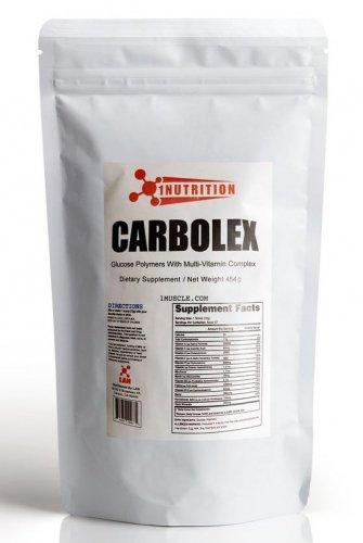 L.Aニュートリション【特殊炭水化物+マルチビタミン】カーボレックス(454g)