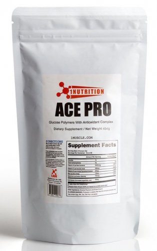 L.Aニュートリション【特殊炭水化物+抗酸化】ACEプロ(454g)