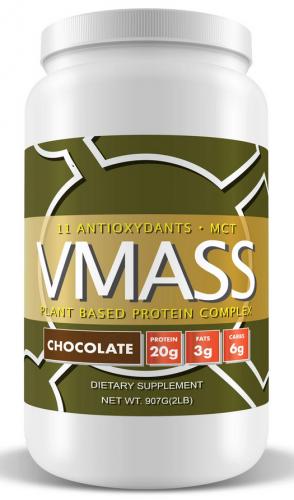 L.Aニュートリション・VMASS (900g)