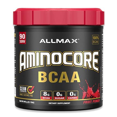 Allmax Nutrition・アミノコア(90回分)