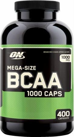 オプチマム・BCAA 1000(400カプセル)