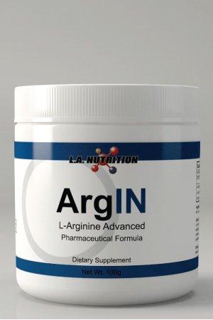 L.Aニュートリション・ARGIN(アルジン)100g