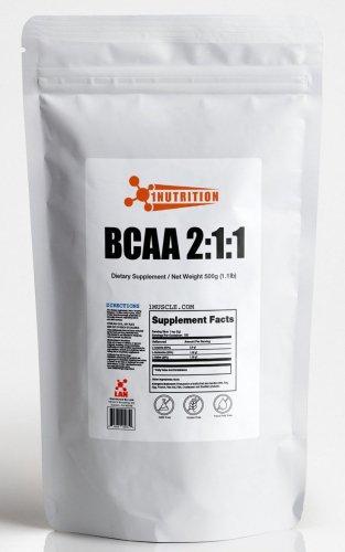 L.Aニュートリション・BCAA PRO(1kg)