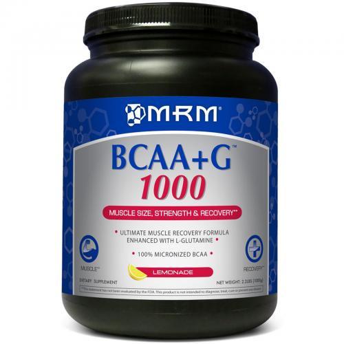 MRM・BCAA+G(1kg)