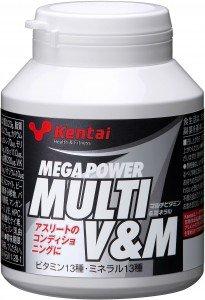 【健康体力研究所】 メガパワーマルチビタミン&ミネラル(145粒)
