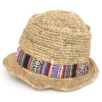 GO HEMP ACYJAN HAT (NATURAL)