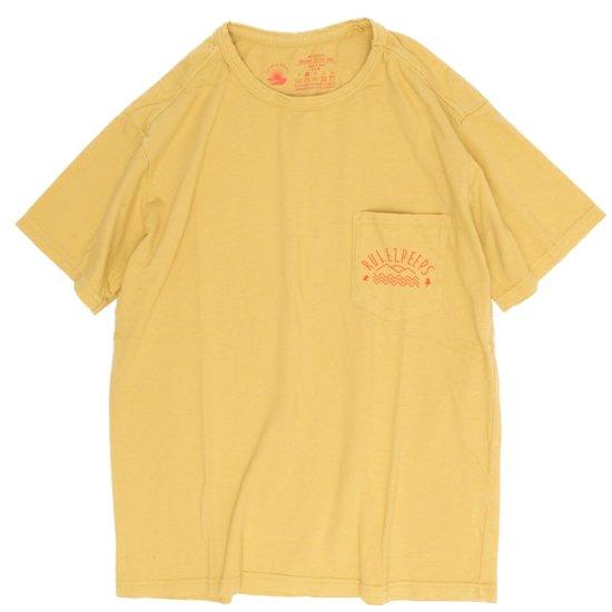 rulezpeeps Sleep Surfer Tee (Yellow)