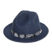 GO HEMP MOUNTAIN HAT FOREST (NAVY)